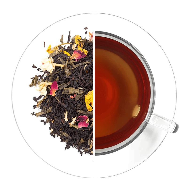 черный чай картинка без фона это важно